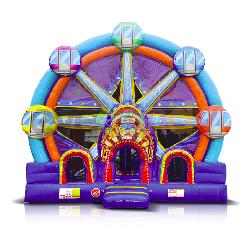 Ferris Wheel Bounce Combo