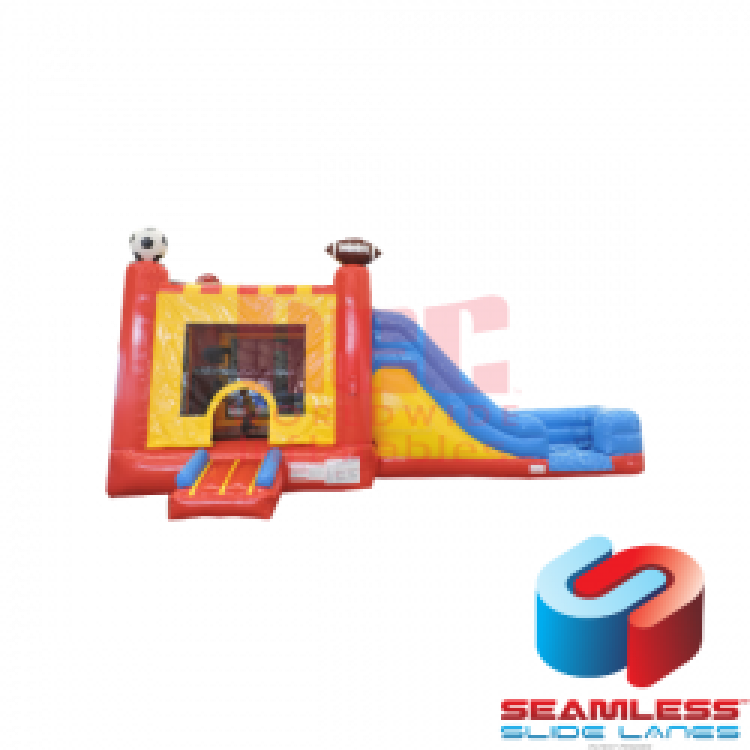 Sports Water Combo with Side Slide