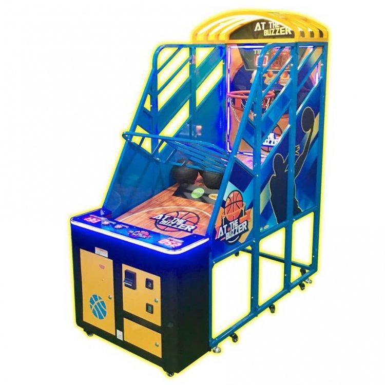 At the Buzzer Basketball Arcade