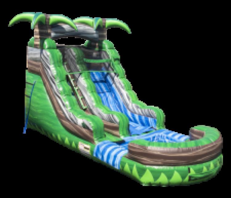 16ft Congo Water Slide