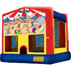 Circus Fun Bounce House
