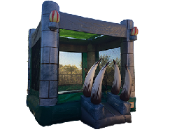 Jurassic Bounce House