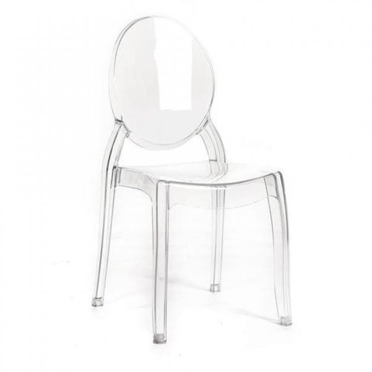 Dining Chair - Ghost
