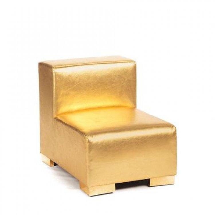 Mondrian - Middle - Gold Metallic
