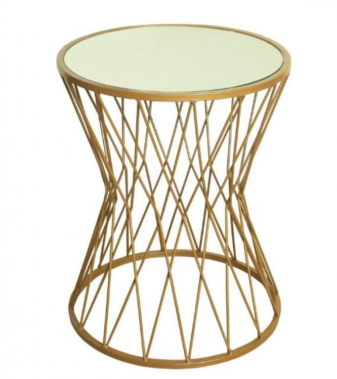 Side Table - Hour Glass