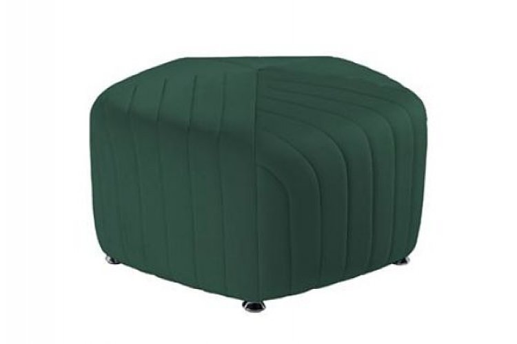 Ottoman Set - Mini and Biggie - Emerald