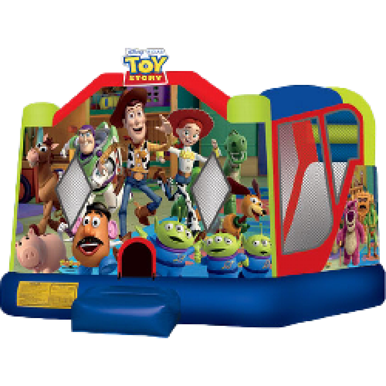 Toy Story Water Combo
