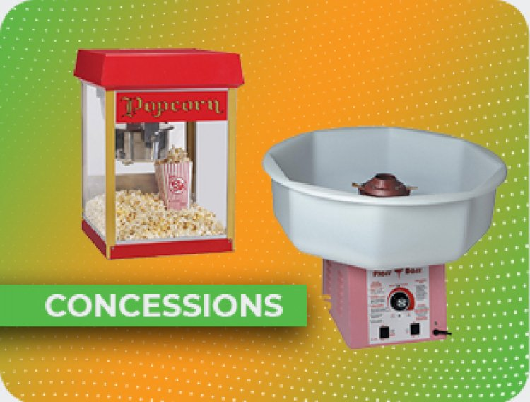 Concessions and Fun Foods