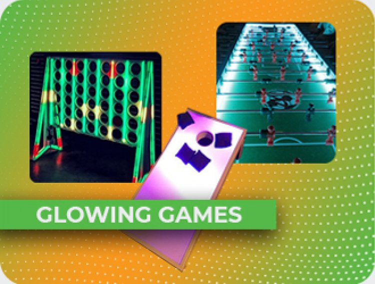 Glowing Games