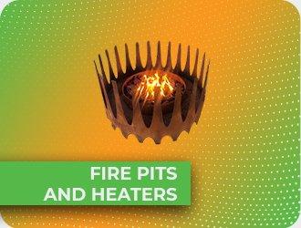 Fire Pit & Heater Rentals