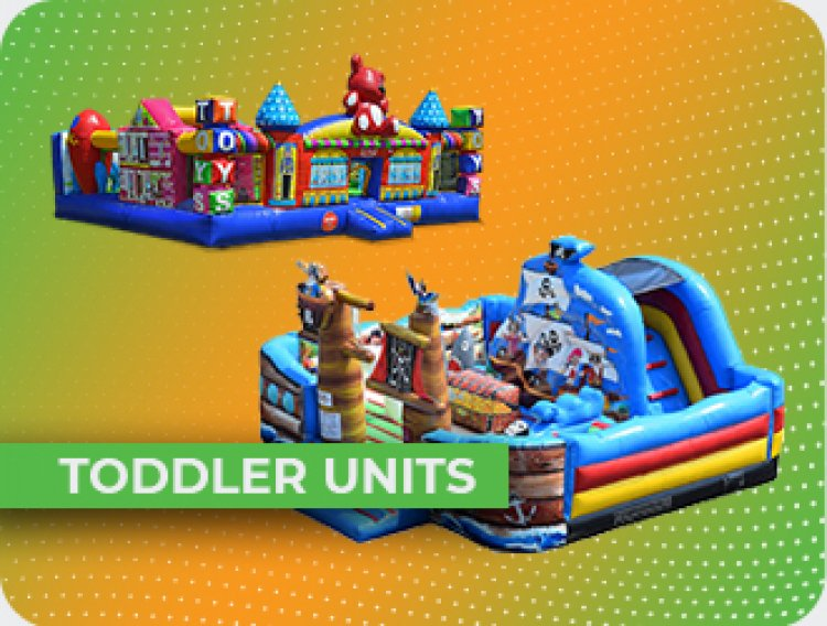 Toddler Units