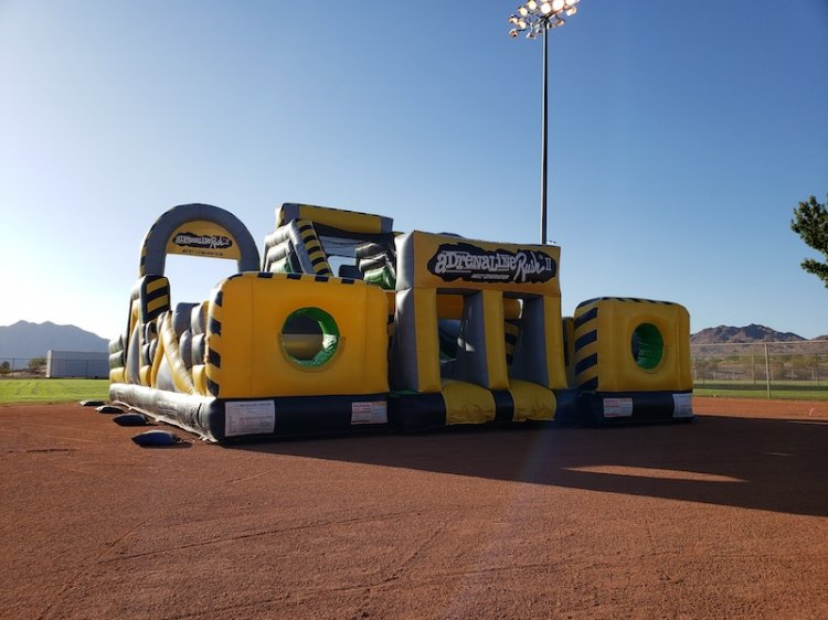Toxic 360 Obstacle Course