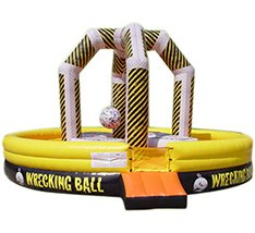 Wrecking Ball Inflatable Rentals