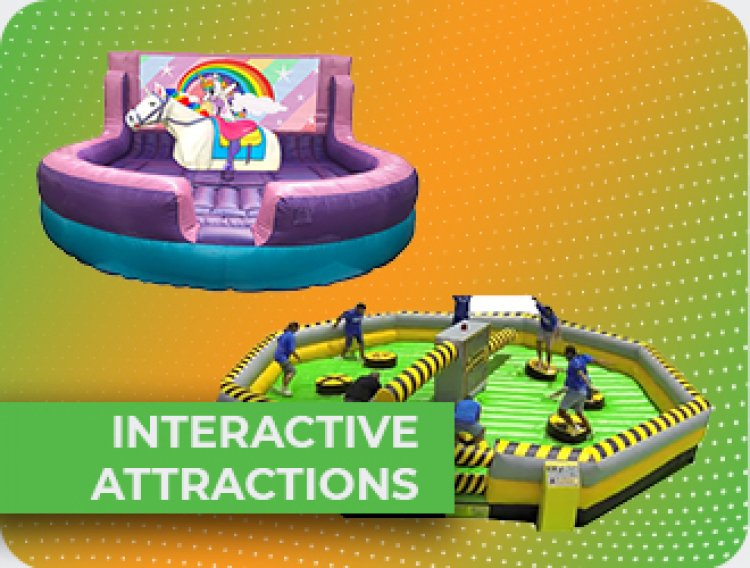 Interactive Attractions