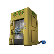 Cash Cube (Inflatable)