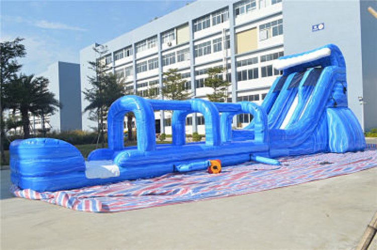 27' Ripcurl Water Slide