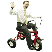 Jumbo Tricycle