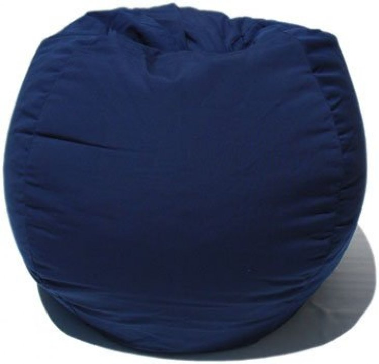 Event Chair - Navy Blue - Bean Bag