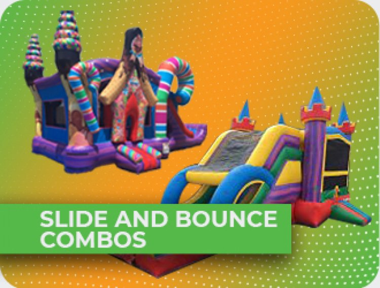 Slide and Bounce Combos