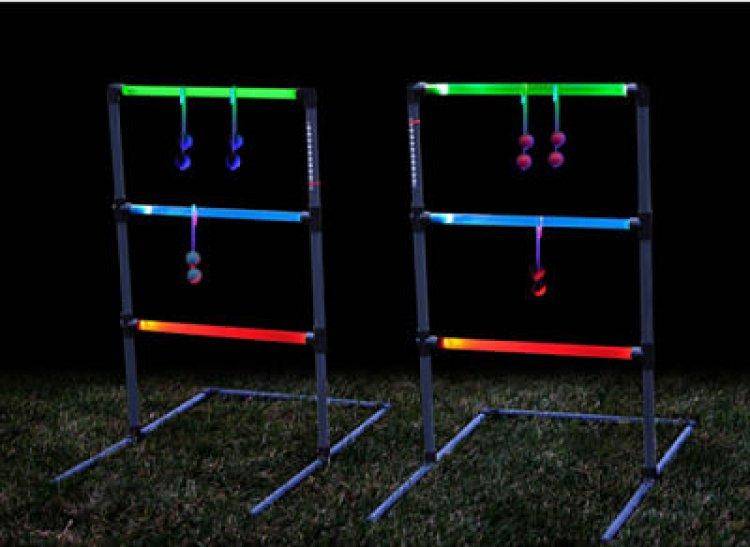 Glowing Ladder Ball