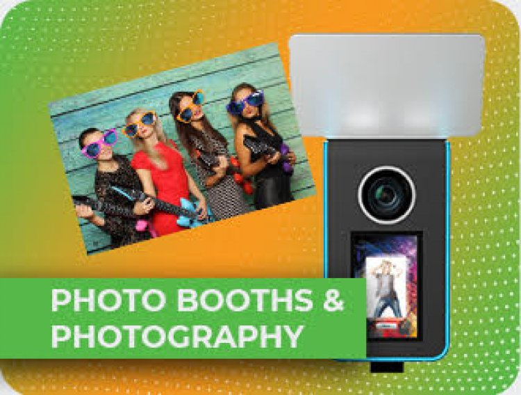 Photo Booths and Photography