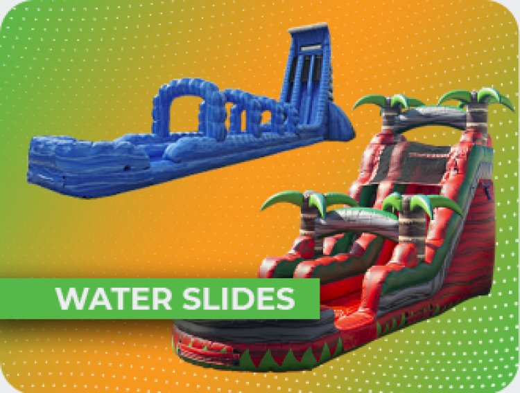 Water Slides and Attractions