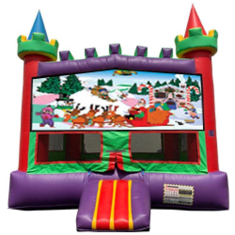 Christmas Bounce House