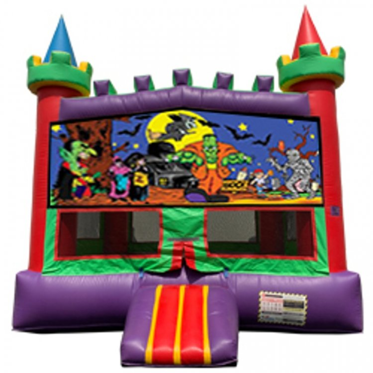 Halloween Bounce House