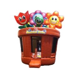 Flower Pot Bounce House