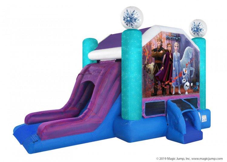 Frozen Bouncer Combo