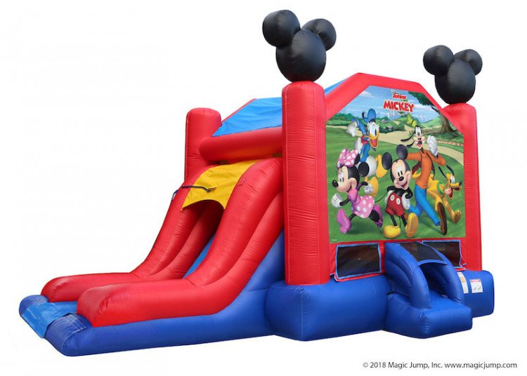 Mickey Mouse Bouncer Combo
