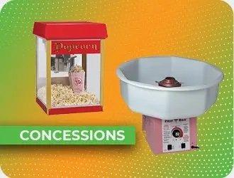 concession machine rentals scottsdale az